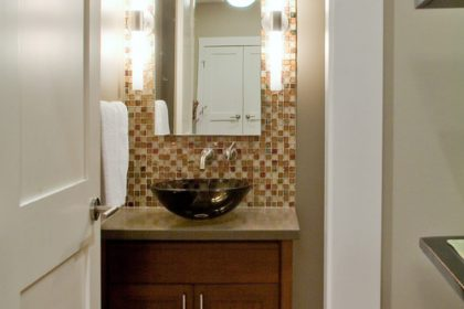 powderroomwithdecorativetile